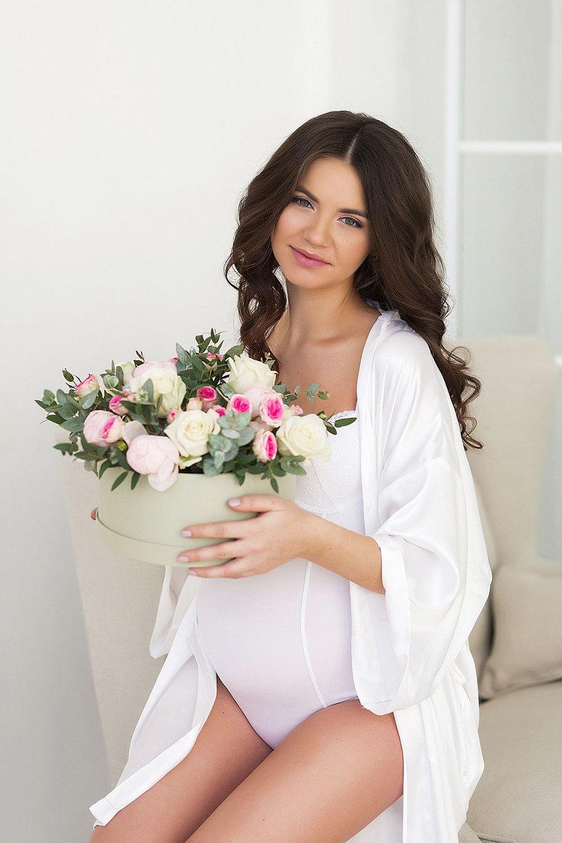 Подготовка к фотосессии для беременных