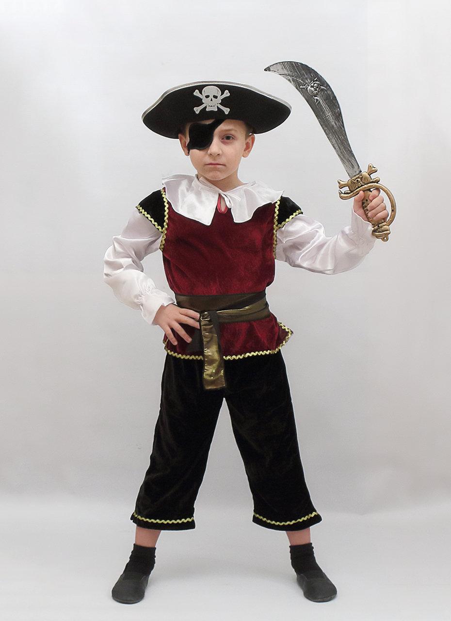 Как создать костюм пирата 33