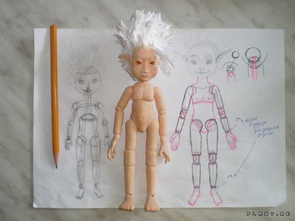 Купить куклу изготовленную своими руками