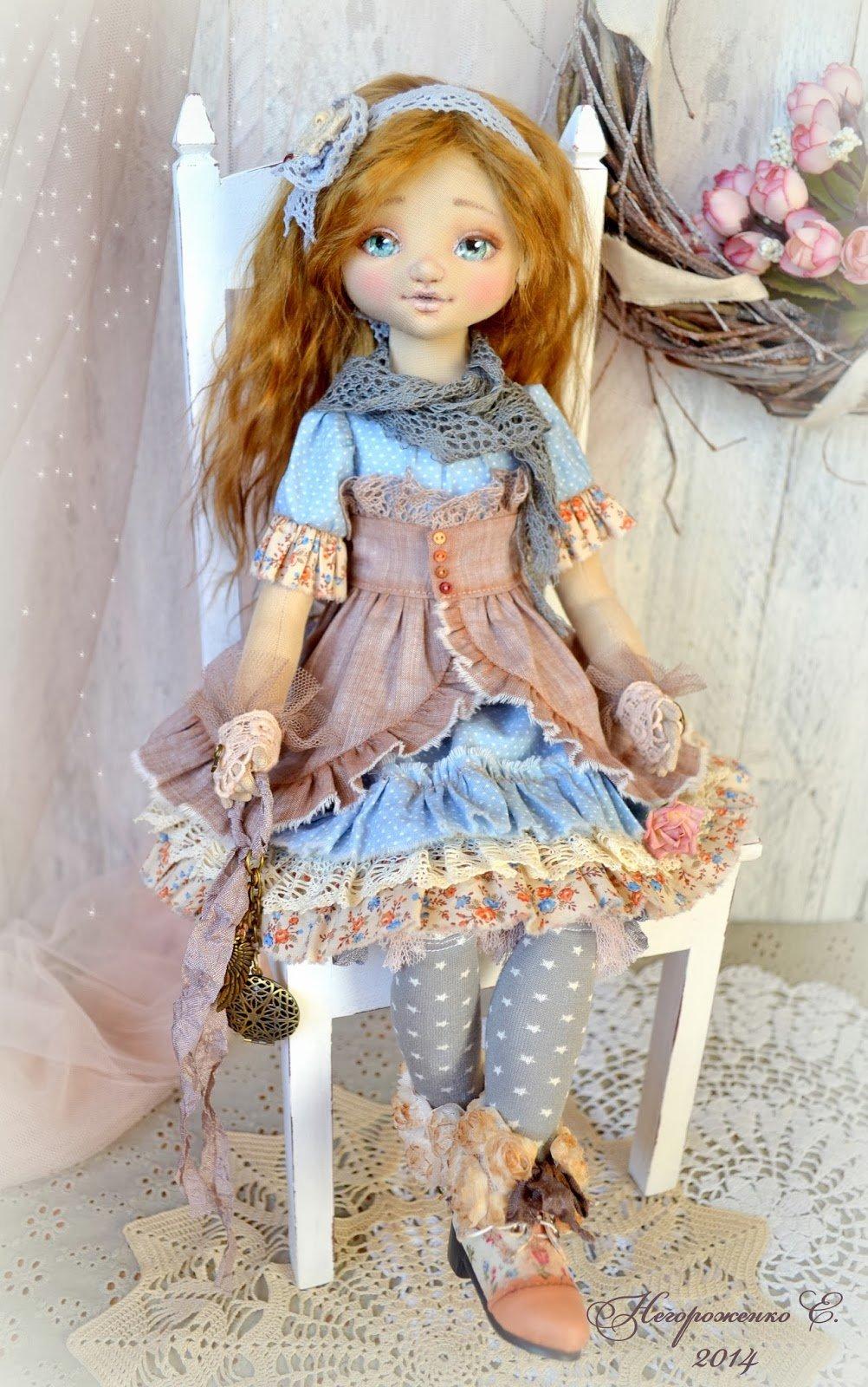 Самые лучшие одежды для кукол своими руками