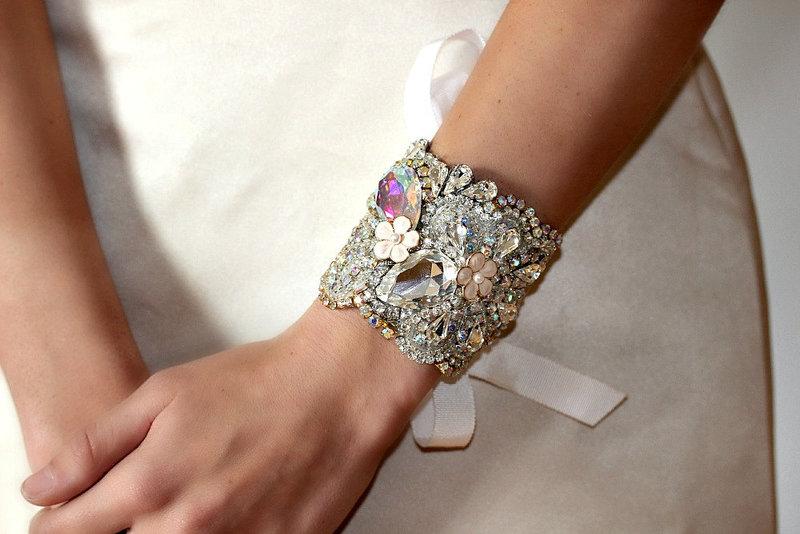 Свадебный браслеты