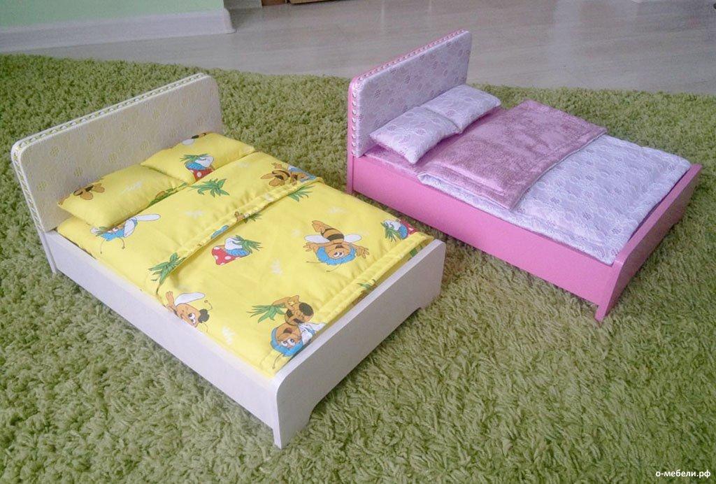 Мебель для кукол своими руками из картона для барби 8