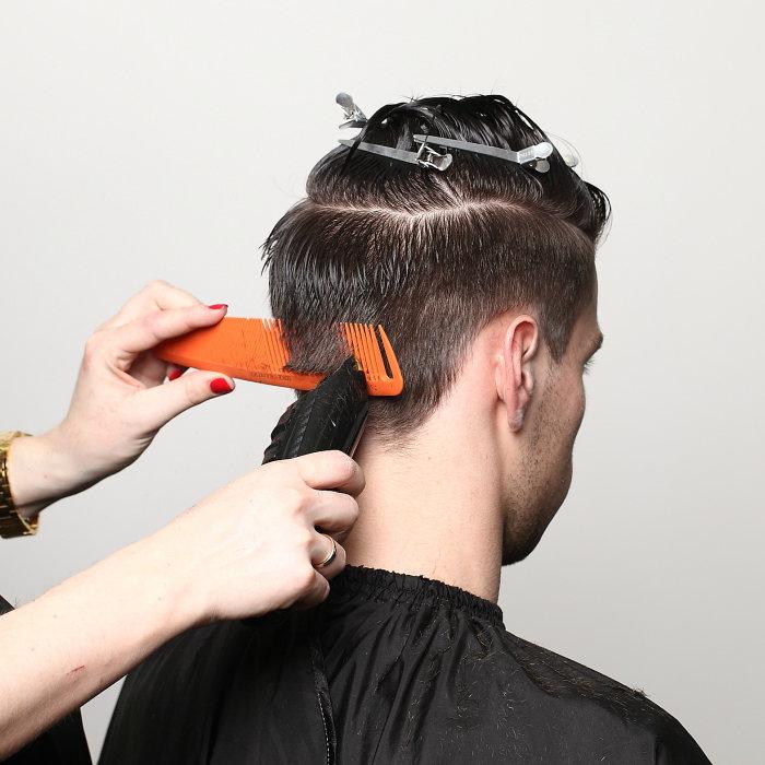 Фото схемы мужских стрижек