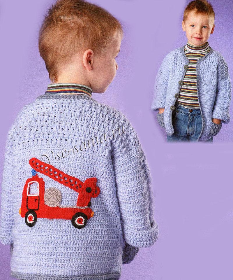 Вязание на машинах детям
