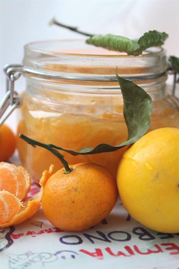 Рецепт мандаринового варенья в мультиварке