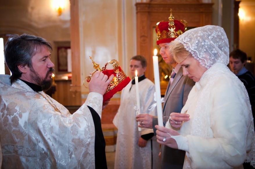 Венчание в не в день свадьбы