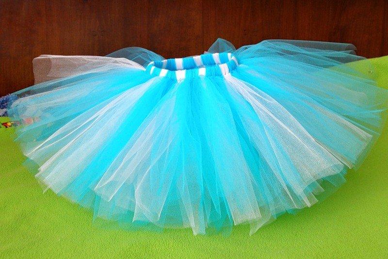 Фатиновая юбка своими руками фото 4