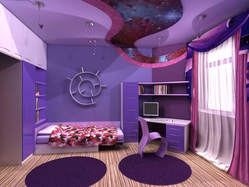 Как сделать свою комнату идеальной 650