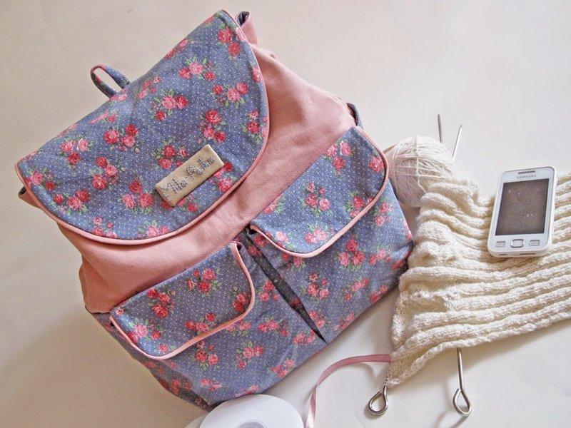 Сшить рюкзак мастер класс