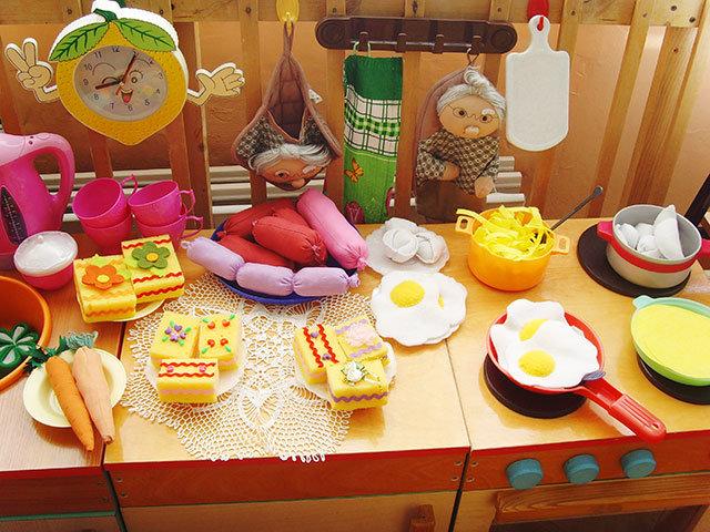 Атрибуты к сюжетно ролевым играм своими руками в детском саду