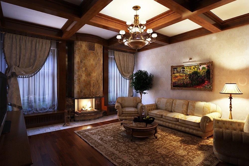 Дизайн в доме показать
