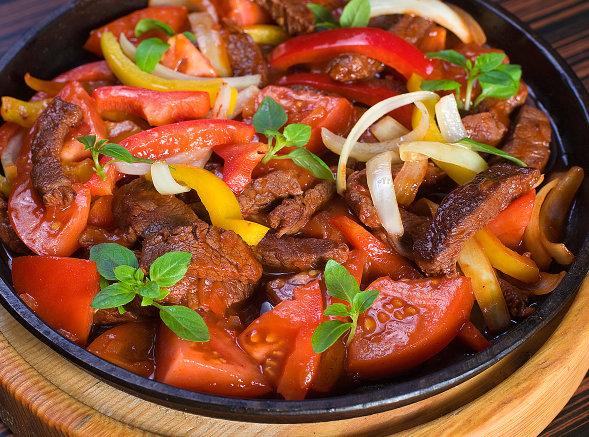 Фахитос из свинины пошаговый рецепт