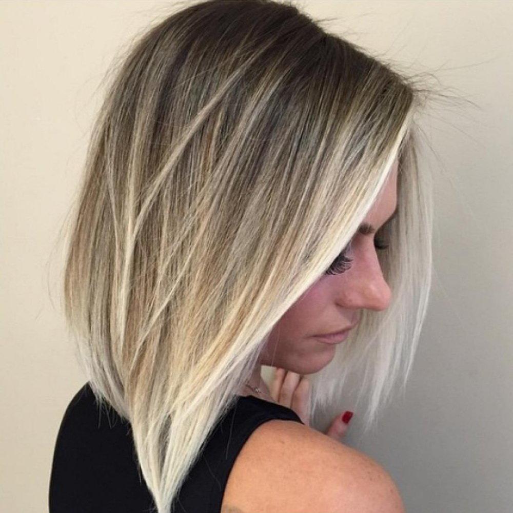 Чем лучше красить тонкие волосы