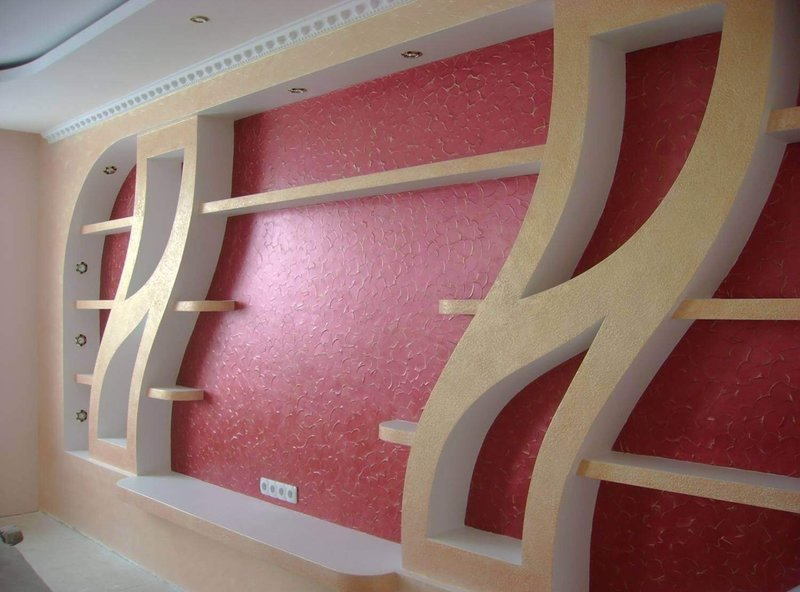 Как сделать конструкции из гипсокартон