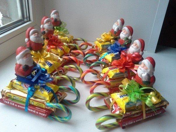 Идеи подарки на новый год в детский сад