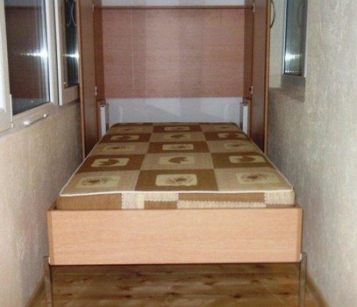 Кровать для балкона своими руками 94