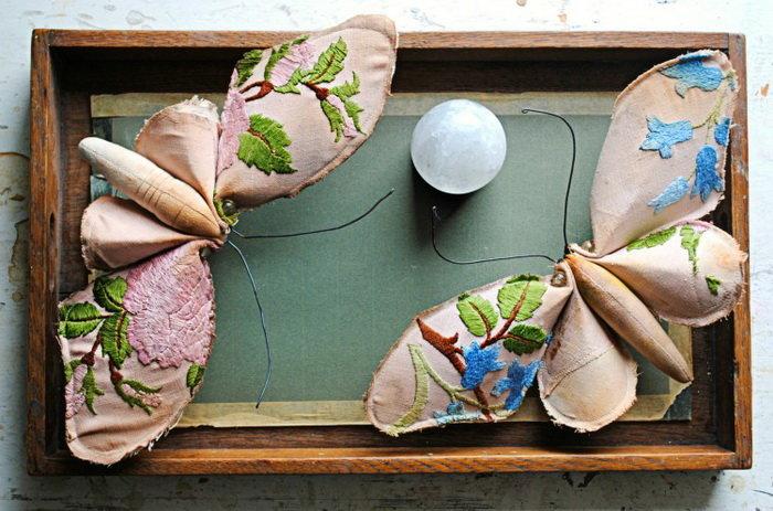 Поделки своими руками из ткани мастер класс