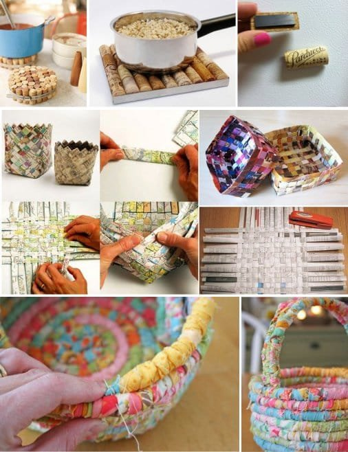 Поделки для кухни из подручных материалов 48