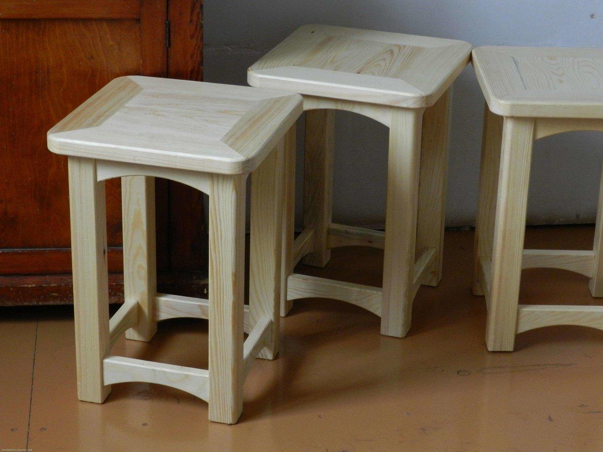 Стулья деревянные для кухня своими руками