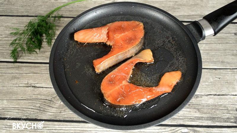 Рецепт приготовления простого рыбацкого блюда - жареной щуки на сковороде