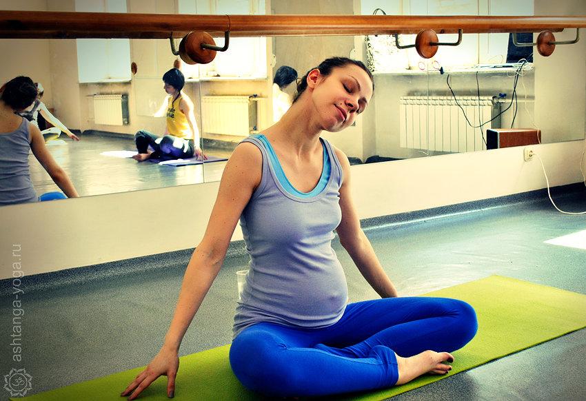 Yoga для беременных спб 50