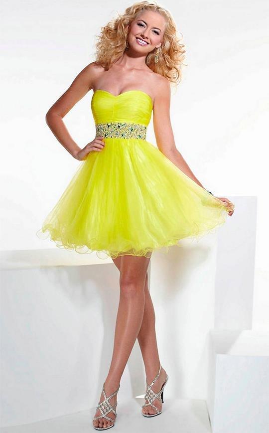 Фото коротенькие платья