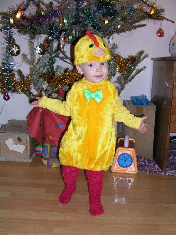 Новогодние костюмы для детей своими руками с