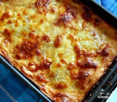 Лазанья рецепт в домашних условиях в духовке пошаговый