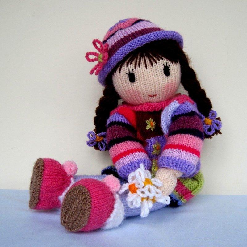 Вязание красивые игрушки 83
