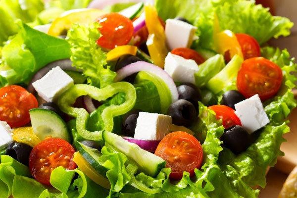 Греческий салат в домашних условиях рецепт с фото