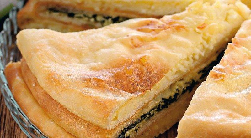 Рецепты осетинских пирогов с фото пошагово