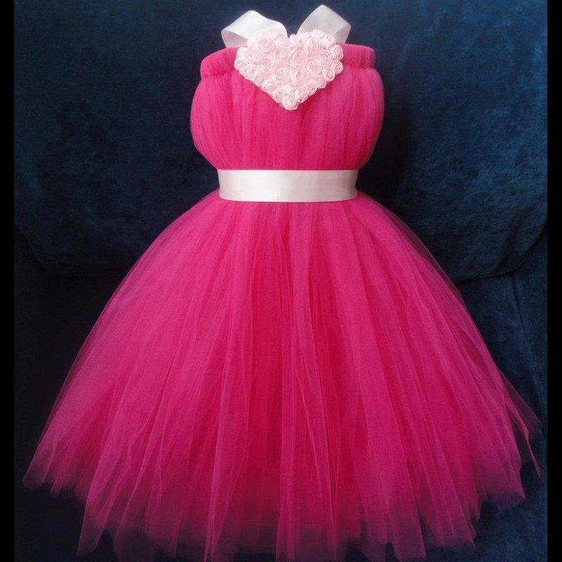 Платье пышное на ребенка как сделать своими руками