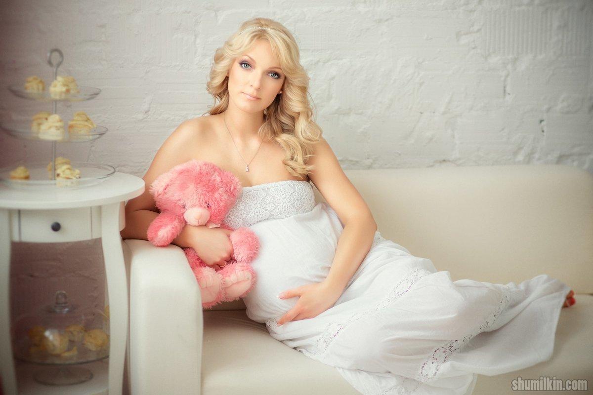 Как краситься беременным блондинкам 18
