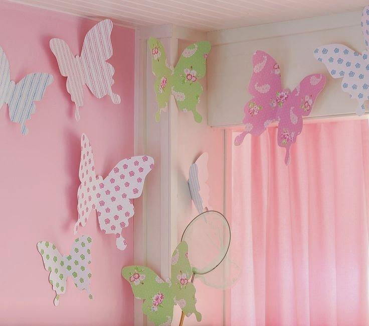 Украшения для комнаты своими руками для девочек подростков