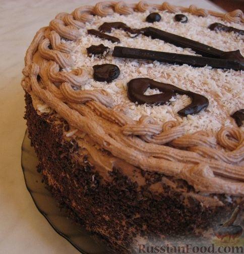Торт полночь рецепты