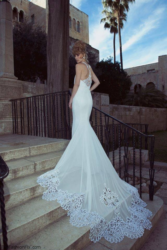 Фото свадебных платьев дизайнерские