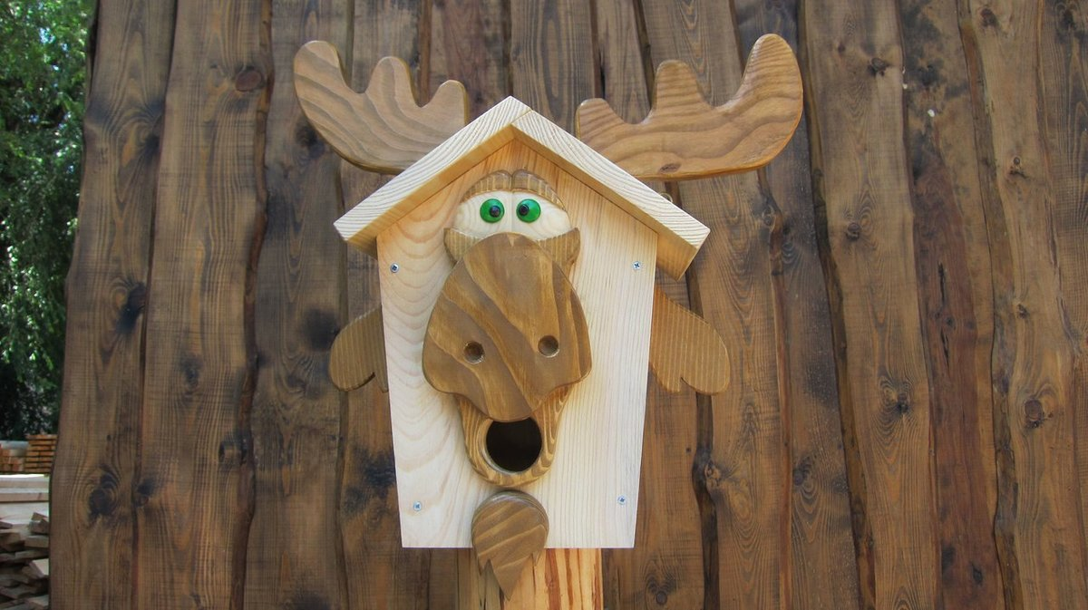 Разрисовываем деревянные поделки 28