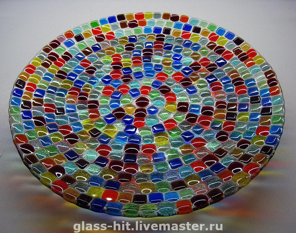 Мастер класс мозаика из стекла своими руками 89