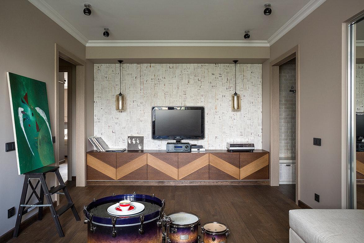 Дизайн квартиры хрущевкаграфии комнат