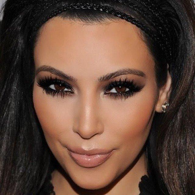 Фото вечерний макияж для брюнеток с карими глазами