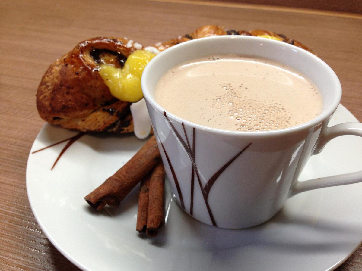 Как приготовить какао с молоком в домашних условиях