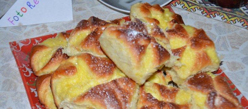 Венгерская ватрушка с творогом рецепт пошагово