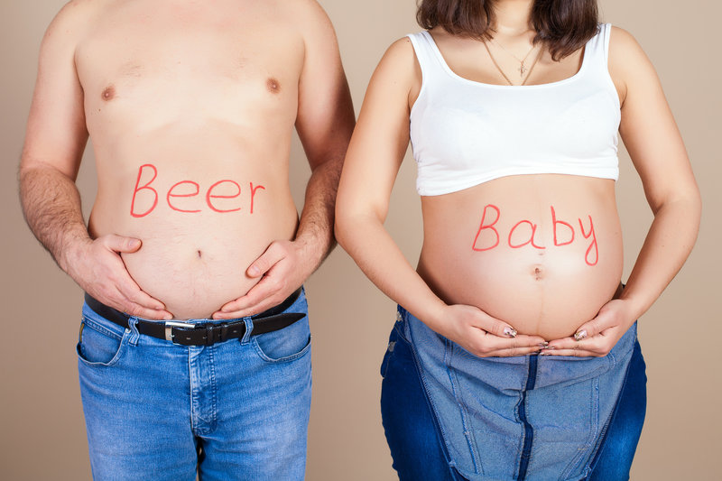 Я беременная муж против