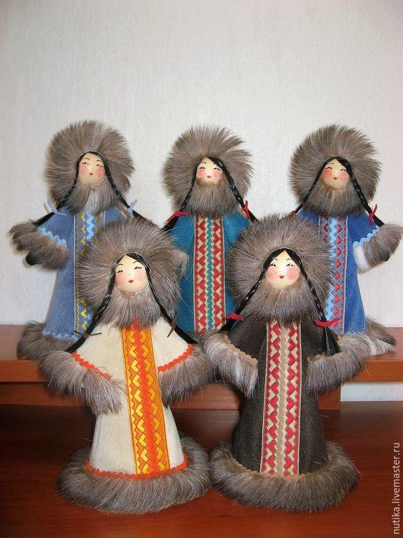 Куклы ханты своими руками 17