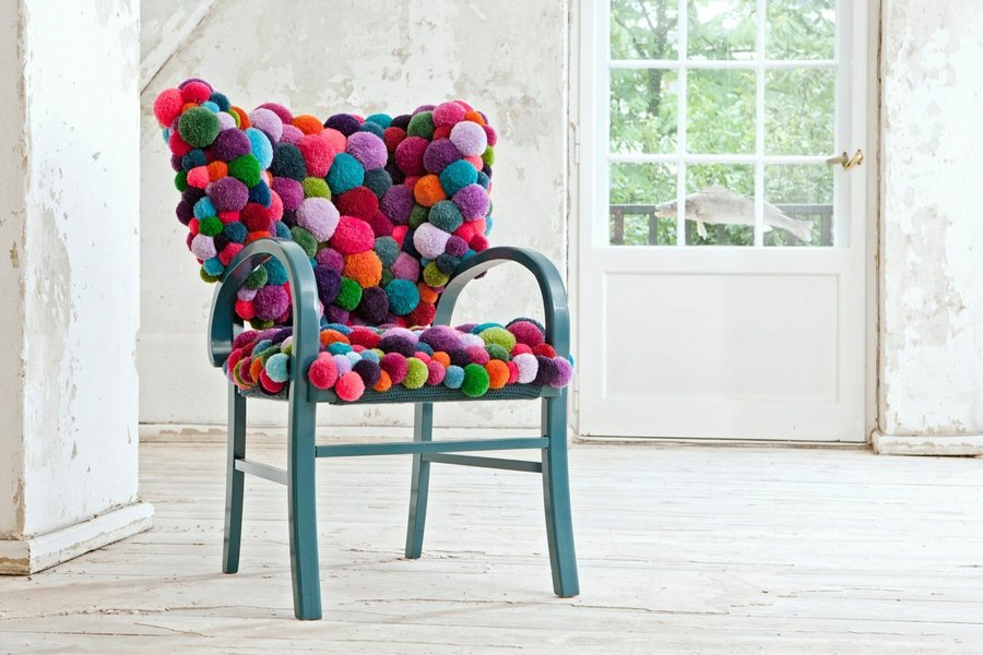 Кресло в дом своими руками 266
