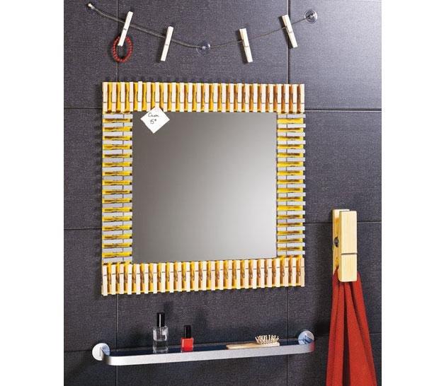 Как сделать зеркало самому