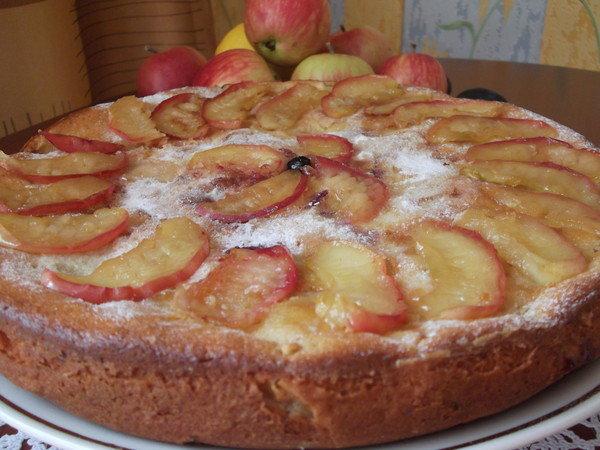Приготовить шарлотку с яблоками пошаговый рецепт с