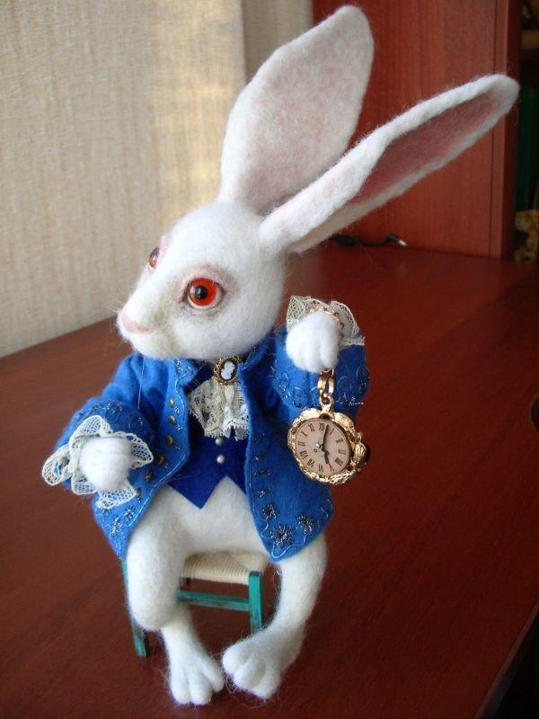 Кролики куклы своими руками 76