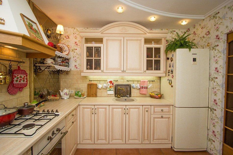 Красивые кухни своими руками фото 852