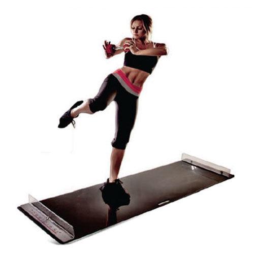 Слайд дорожка для фитнеса своими руками 10